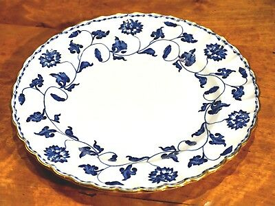 Beautiful Spode Colonel Blue Entree Plate • 23.67£