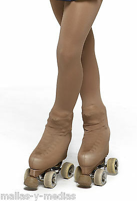 Over The Boot Ice Skate Roller Skating Tights 0854 All Sizes • 9.99£