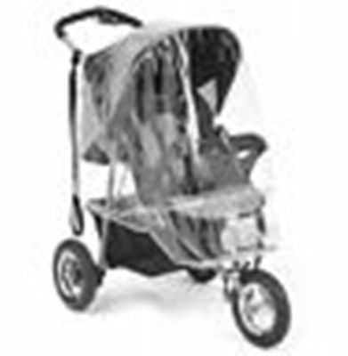 NEW RAINCOVER RAIN COVER FOR 3 WHEELER PUSHCHAIR Baby Jogger City Lite Stroller • 14.69£