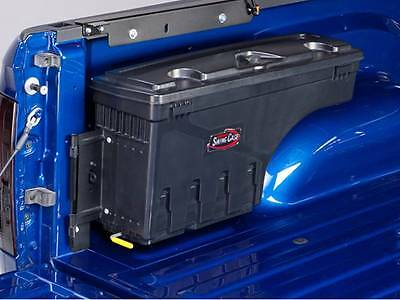 $199 • Buy UnderCover Swing Case Toolbox Passenger Side (Fits) 2005-2019 Nissan  Frontier