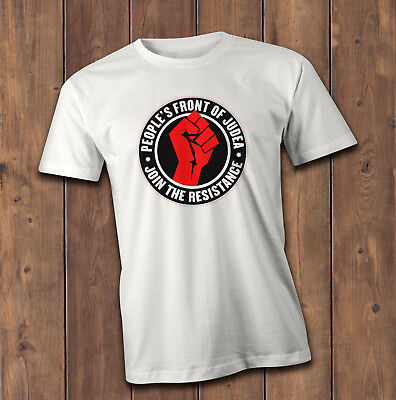 £13.99 • Buy People's Front Of Judea T-Shirt, Monty Python, Life Of Brian Spoof Tee
