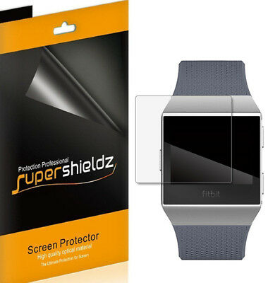 $ CDN8.80 • Buy 6X Supershieldz Clear Full Coverage Screen Protector For Fitbit Ionic