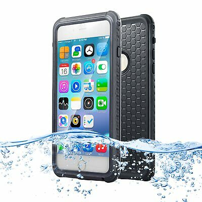 AU19.20 • Buy IPhone 8 Plus 7 Plus Case Ultra-thin Waterproof Underwater With Screen Protector