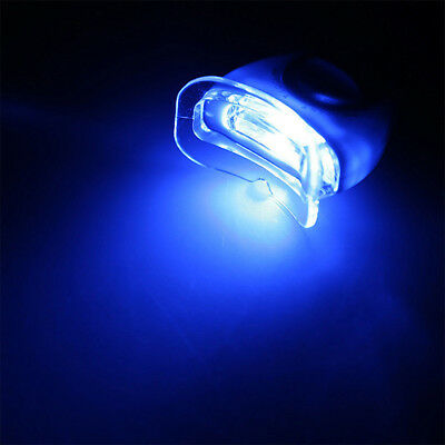 AU3.67 • Buy New Blue LED Teeth Whitening Accelerator UV Light Dental Laser Lamp Light Tool