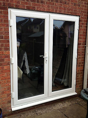 Patio Doors / French Doors / MADE TO MEASURE / FAST & FREE DELIVERY  • 570£