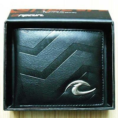 AU24.94 • Buy New Rip Curl Men's Surf PU Leather Wallet Xmas Gift #012