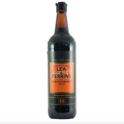 LEA & PERRINS™ Worcestershire Sauce 568ml Large Bottle Bloody Mary 🇬🇧 Heinz • 8.99£