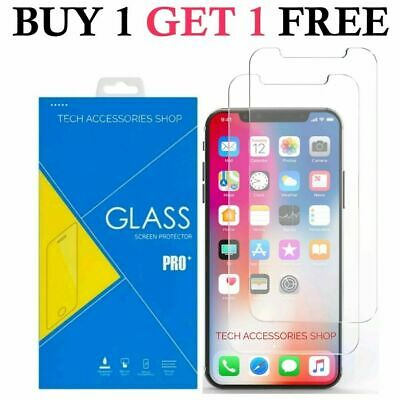 AU3.52 • Buy Screen Protector For Apple IPhone X - Tempered Glass 100% Genuine