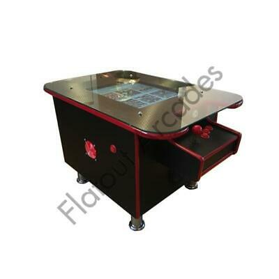 £740 • Buy Arcade Coffee Table Machine 60 Retro Games 2 Player Gaming Cabinet UK Made To Or