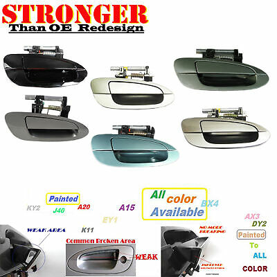 $19.15 • Buy UPGRADED For 02-06 NISSAN ALTIMA Outer Outside Exterior Door Handle Rear Right