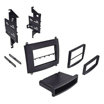 $35.99 • Buy Car Radio Stereo Single Double Din Trim Dash Kit For 2003-2007 Cadillac SRX CTS