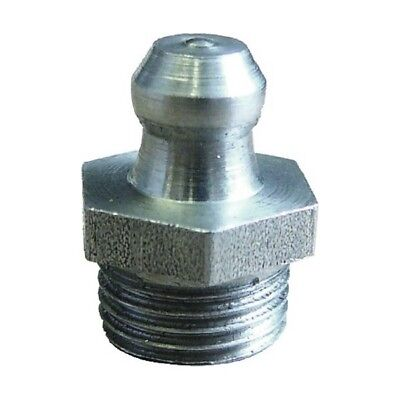 AU14.20 • Buy GREASE NIPPLE M8 (8MM) 1.25 PITCH STRAIGHT STAINLESS STEEL 316 GRADE 2pc