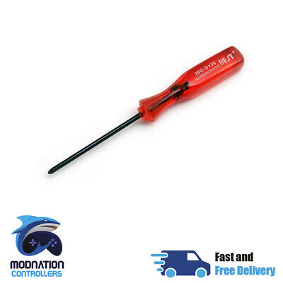 Tri Wing Screwdriver Tool Repair For Nintendo Wii DS Lite 3DS 2DS DSi Game Boy • 1.99£