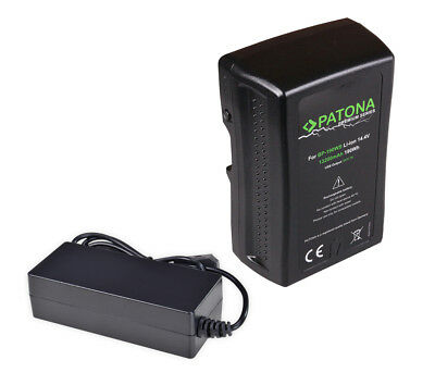 AU318.65 • Buy Patona V-Mount Battery With 190Wh With D Tap And USB Output+Charger