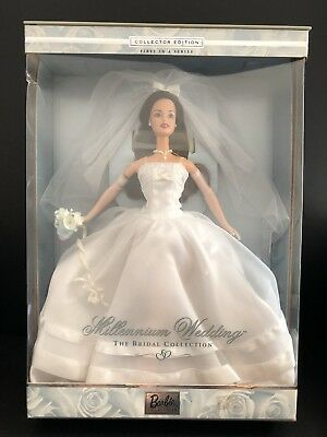 $51.50 • Buy Millennium Wedding Barbie The Bridal Collection Collector Edition Nrfb