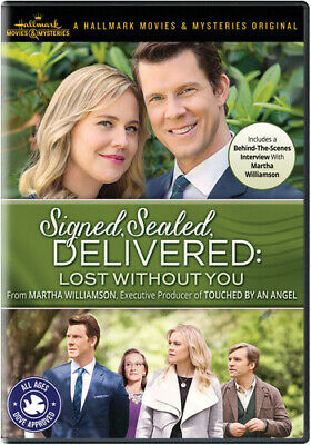 AU17.31 • Buy Signed Sealed Delivered: Lost Without You (2017, DVD NEW)