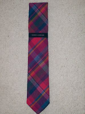 $20.50 • Buy Tommy Hilfiger Fuschia Tie