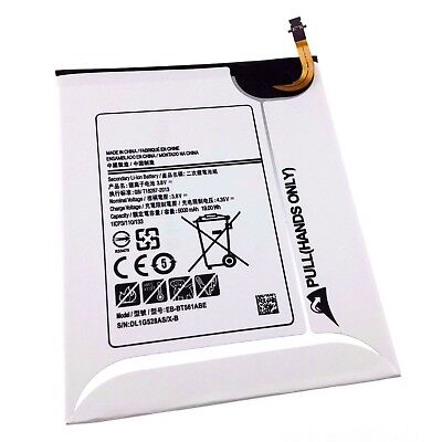 $12.60 • Buy Samsung Galaxy Tab E 9.6 Replacement Battery SM-T560 EB-BT561ABE 5000mAh