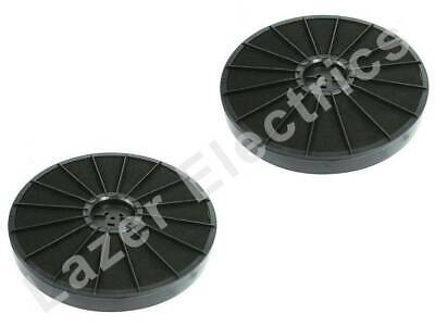 EFF54 Carbon Charcoal Filters For Tricity Bendix Cooker Hood 9029793776 X2 • 12.95£