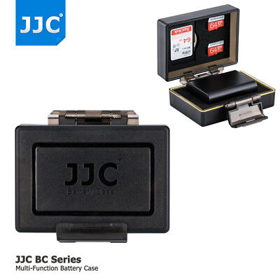 AU11.73 • Buy Camera Battery + SD Memory Card Case For Sony A7 II A7R II A7S A6500 A6400 A6300