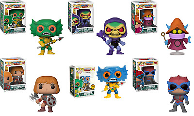 $29.95 • Buy Funko POP! TELEVISON: MASTERS OF THE UNIVERSE POPS IN STOCK READY TO SHIP