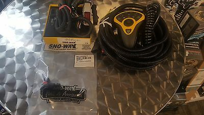 snoway pro control 2 wired controller new in box 99101124 • 379 99$