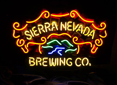 $ CDN656.87 • Buy Sierra Nevada Brewing Beer Bar Bistro Neon Sign Light Window Wall Room Shop