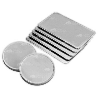 $ CDN205.48 • Buy 5 Oz Pure Assorted Silver