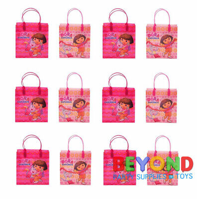 Dora The Explorer Goody Bags, Party Favor Goodie Bags Gift Bags Birthday Party • 5.38£