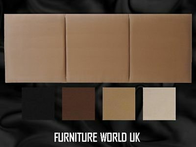 £45.36 • Buy Lima All Colours Double Bed Headboard 4'6  Faux Suede