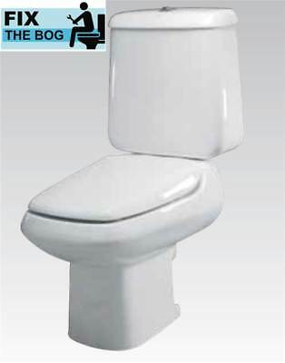 Ideal Standard Genuine EMIRAMA Seat And Cover Normal Close Hinge WHITE • 206.60£