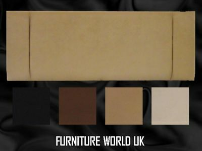 £40.50 • Buy Oslo All Colours Double Bed Headboard 4'6  Faux Suede