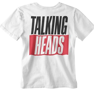 Talking Heads David Byrne Unisex T Shirt All Sizes Music 80s 90s 00s Indie Cool • 5.99£
