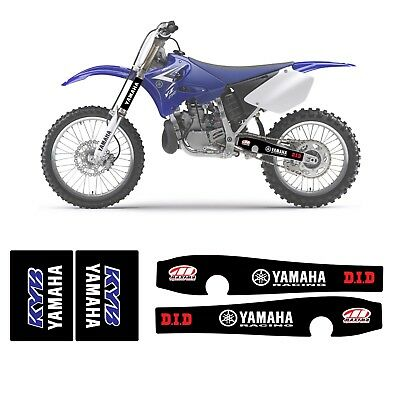 $19.99 • Buy New Swing Arm & Upper Fork Graphics Yamaha Yz 125-250 2005-2018  D.i.d- Maxima