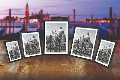 Photo Frames Poster Frame Picture Frame Various Sizes A1 A2 A3 A4 A5 • 3.49£
