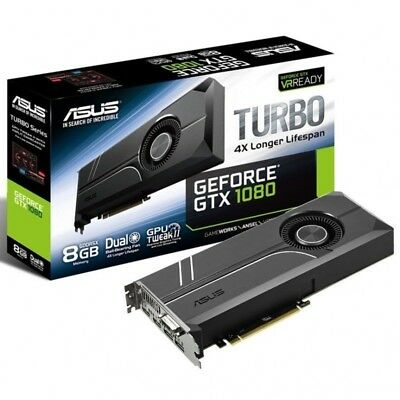 $ CDN893.13 • Buy Asus GeForce GTX 1070 Ti Turbo Edition OC 8GB GDDR5 NVIDIA GTX1070