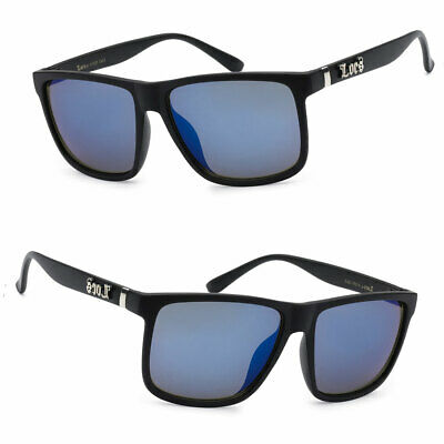 7eec32914981 Locs Oversize Biker Glasses Men Dark Lens Large Gangster Black Og Sunglasses  Uv • 8.99