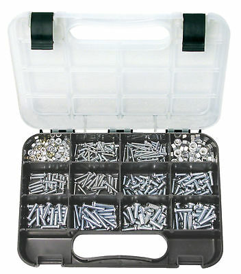AU43 • Buy Gj Works Grab Kit 470 Piece Metric Screw & Nut Set Gka470 Phillips Pan Head