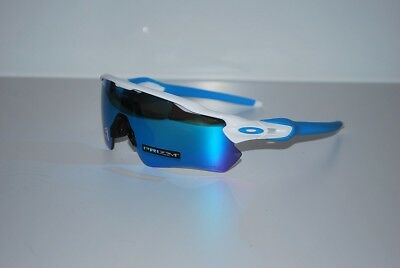 Oakley Radar EV Path Sunglasses OO9208-5738 Polished White Prizm Sapphire  NEW • 129.34 a9158de9e5