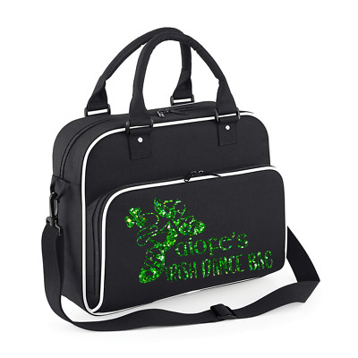 $22.56 • Buy Personalised Name Irish Dance Bag Children's Dance Bags Ireland Custom Girls