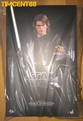 $ CDN1002.73 • Buy Ready Hot Toys MMS437 Star Wars Revenge Of The Sith Anakin Skywalker Christensen