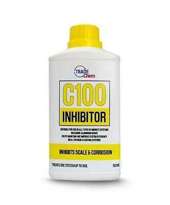 £6.49 • Buy Concentrated Inhibitor Boiler Central Heating System Protector C100 500ml Bottle