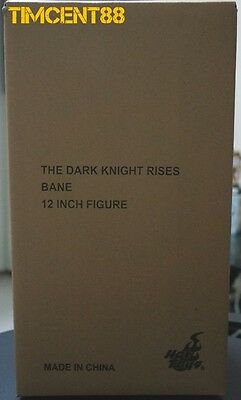 $ CDN825.83 • Buy Hot Toys MMS183 Batman Dark Knight Rises 1/6 Bane Tom Hardy Brown Box Sealed