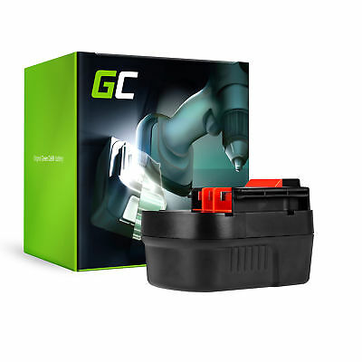 A12 A12EX Power Tool | Cordless Battery For Black&Decker (2Ah, 12V) • 31.75£
