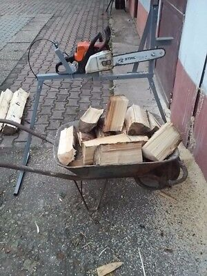 AU106.84 • Buy Metal Log Saw Horse With Holder For All Chainsaw With Automatic Gas - Video