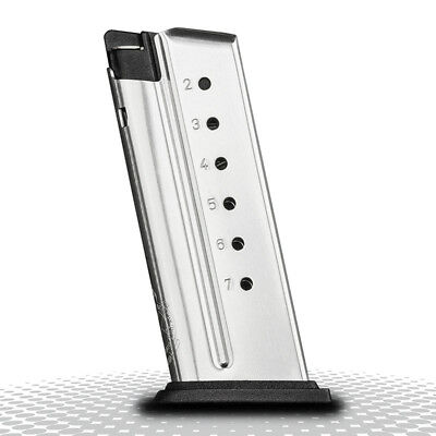 $24.37 • Buy Springfield Armory XD-S Magazine 7 Round 9mm Mag Flush Fit-XDS0907
