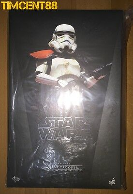 $ CDN390.11 • Buy Ready! Hot Toys MMS295 Star Wars IV A New Hope 1/6 Sandtrooper Sand Trooper