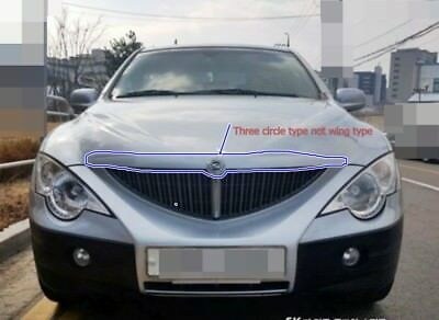 AU115.90 • Buy Genuine Hood Garnish Assy For Ssangyong ACTYON, ACTYON SPORTS #7947031200SAG