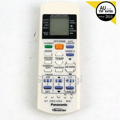 Panasonic Air Conditioner Remote | Compare Prices on Dealsan