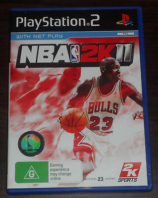 AU15 • Buy Sony PS2. NBA 2K11. Playstation 2. (PAL AUS/EUR)